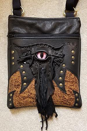 Lyn Lyndall Dragon's Eye Bag