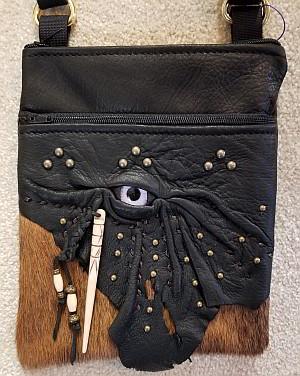 Lyn Lyndall Dragon Eye Bag